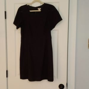 Jcrew little black dress